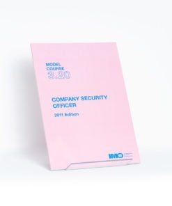 ELCOME IMO - IMO Model Course - Company Security Officer - IMOTA320E - 2011 Edition