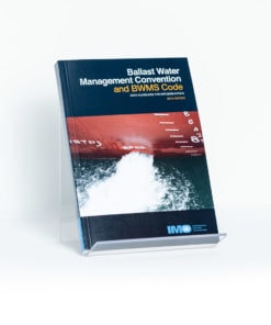 ELCOME IMO - Ballast Water Management Convention and BWMS Code with Guidelines for Implementation - IMO621E - 2018 Edition