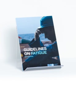 ELCOME IMO - Guidelines on Fatigue - IMO968E - 2019 Edition