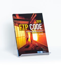 ELCOME IMO - 2010 FTP Code - International Code for Application of Fire Test Procedures, 2010 - IMO844E - 2012 Edition