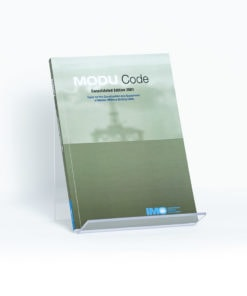 ELCOME IMO - 1989 MODU Code - Code for the Construction and Equipment of Mobile Offshore Drilling Units - IMO811E - 2001 Edition