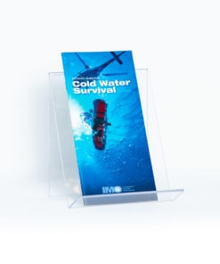 ELCOME IMO - A Pocket Guide for Cold Water Survival - IMO946E - 2012 Edition