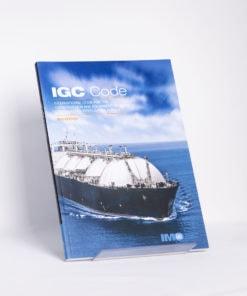 ELCOME IMO - IGC Code - IMO104E - 2016 Edition