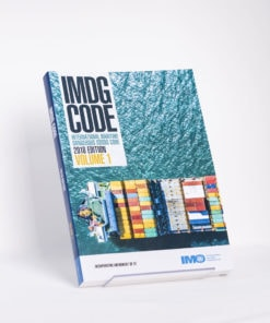 ELCOME IMO - IMDG Code Volume 1 - IMO200E - 2018 Edition