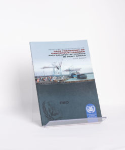 ELCOME IMO - Dangerous Goods in Port Areas - Revised Recommendations on the Safe Transport of Dangerous Cargoes and Related Activities in Port Areas - IMO290E - 2007 Edition