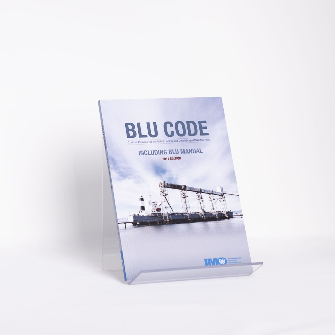 IMO: BLU Code Including BLU Manual | ELCOME