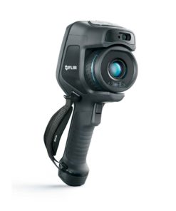 ELCOME FLIR - E75 Advanced Thermal Camera - Front with lens