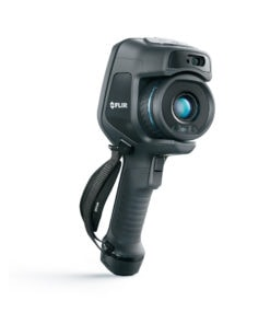 ELCOME - FLIR - E53 - Advanced Thermal Camera - Front (lens)