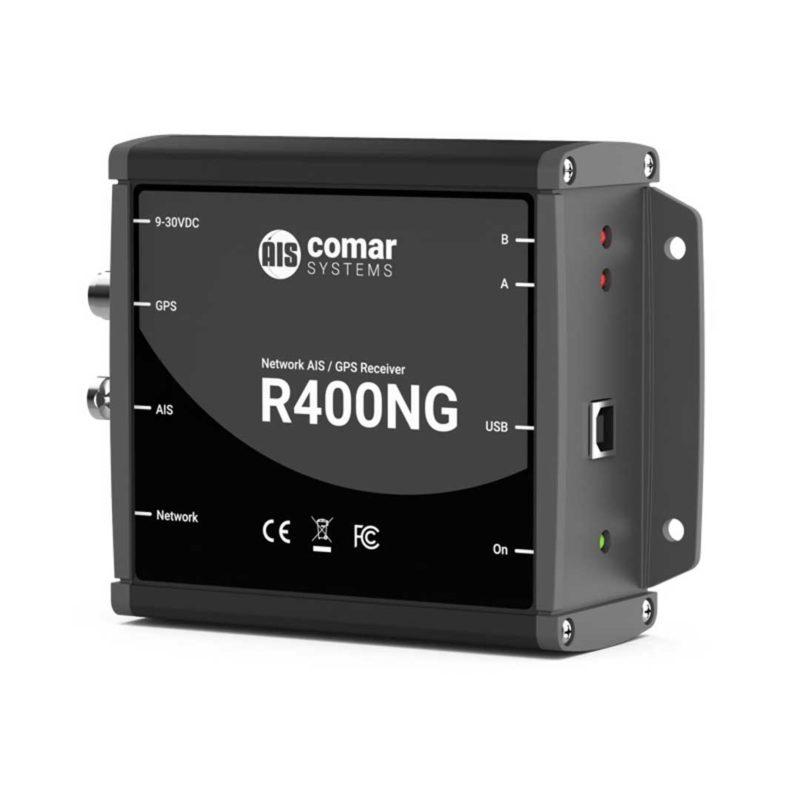 ELCOME Comar R400NG Network AIS Receiver
