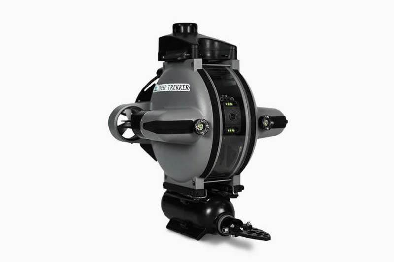 ELCOME Deep Trekker DTG3 ROV Underwater Drone Remotely Operated Vehicle Navigator