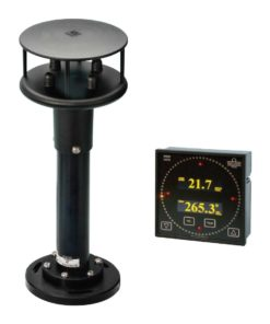 ELCOME Lilley & Gillie Walker 2080 Mk2 Wind Speed and Direction System
