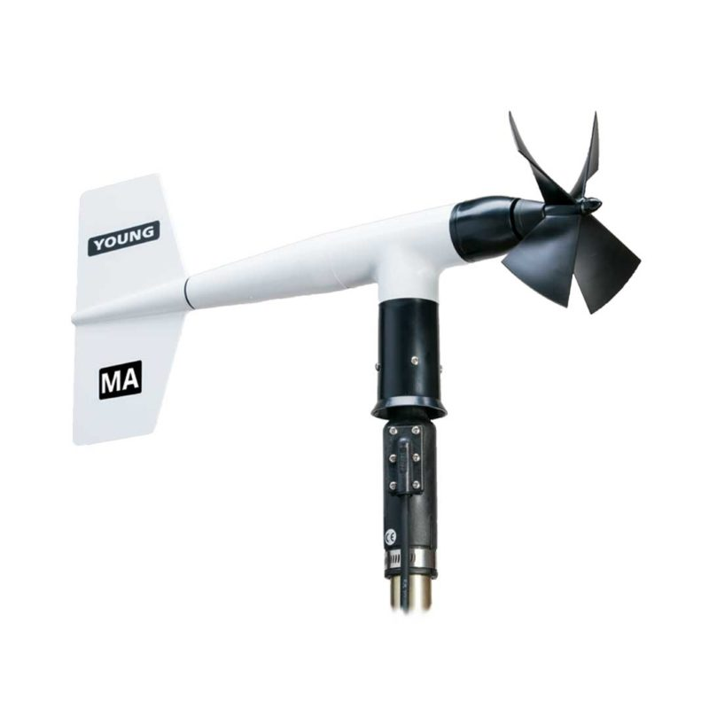 ELCOME Young Anemometer Model 05106 Wind Monitor MA