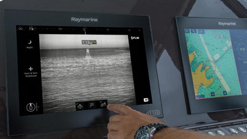 ELCOME FLIR M364 Thermal Camera Seamless integration