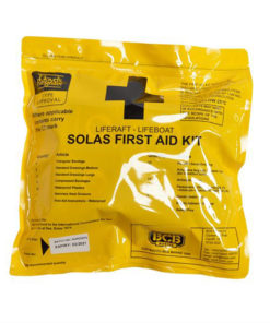 ELCOME SOLAS First Aid Kit - Liferaft/Lifeboat