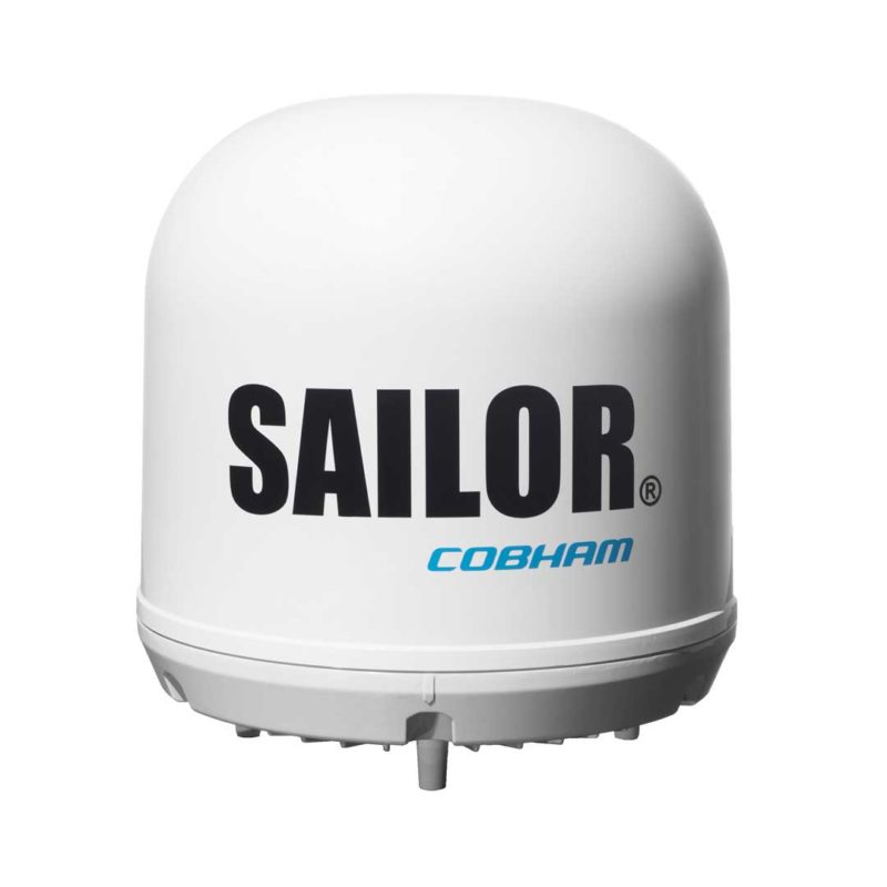 ELCOME Cobham SAILOR 150 FleetBroadband