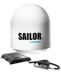 ELCOME Cobham SAILOR 500 FleetBroadband