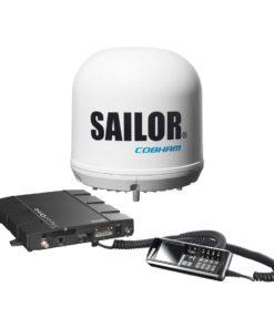 ELCOME Cobham SAILOR Fleet One