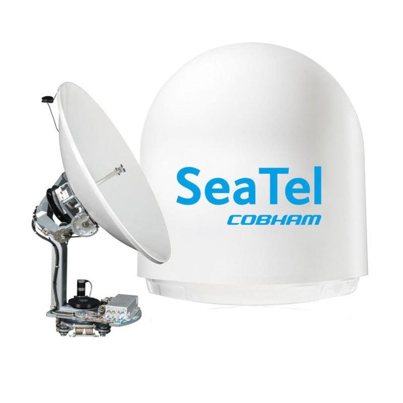 ELCOME Cobham Sea Tel 120 TV