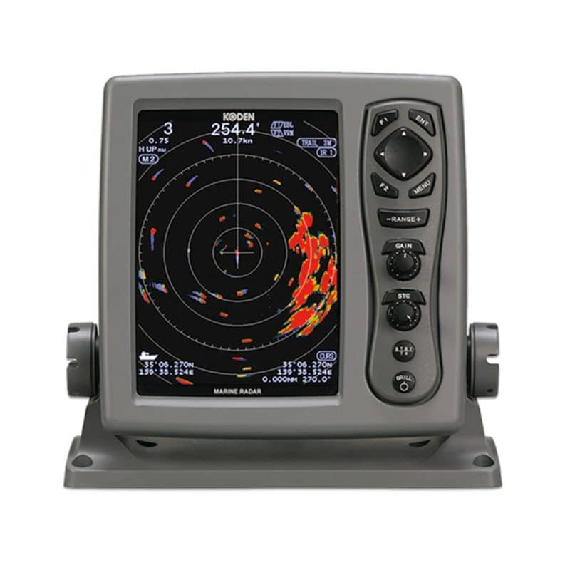 ELCOME Koden MDC-2040A Series Marine Radar