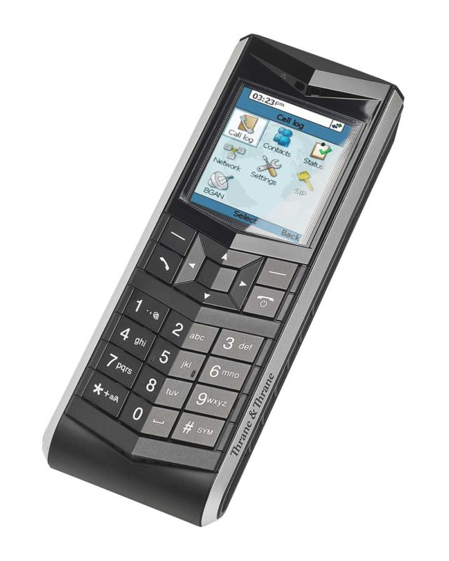 ELCOME Thrane IP Handset