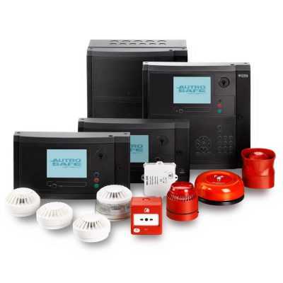 Elcome Autronica AutroSafe 4 Fire and Gas Safety System